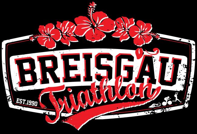Breisgau Triathlon rot-schwarz